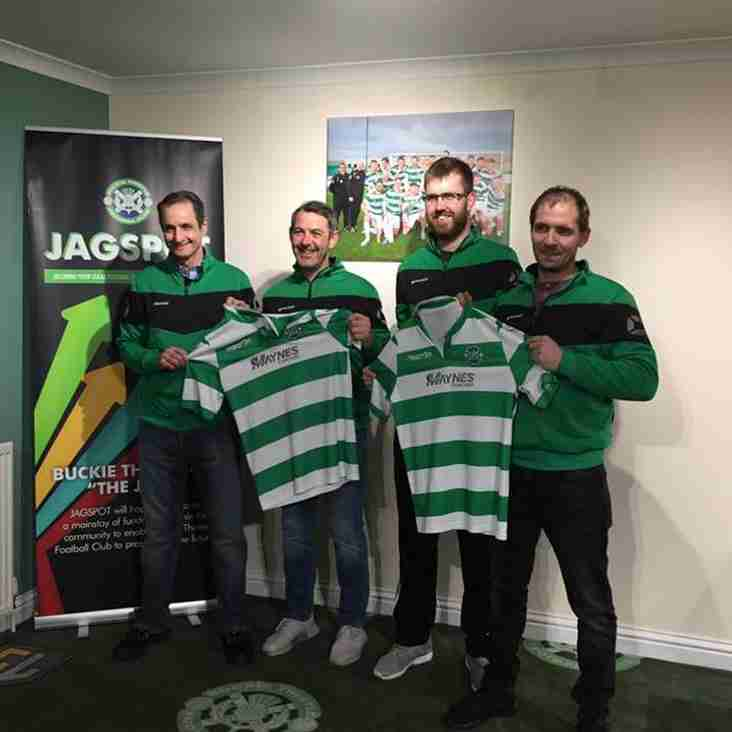 Jags Appoint new Coaches