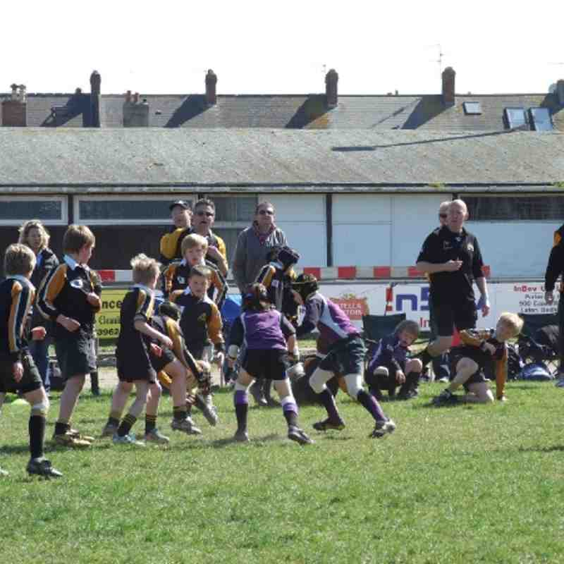 Farnham and others u10's weekend.