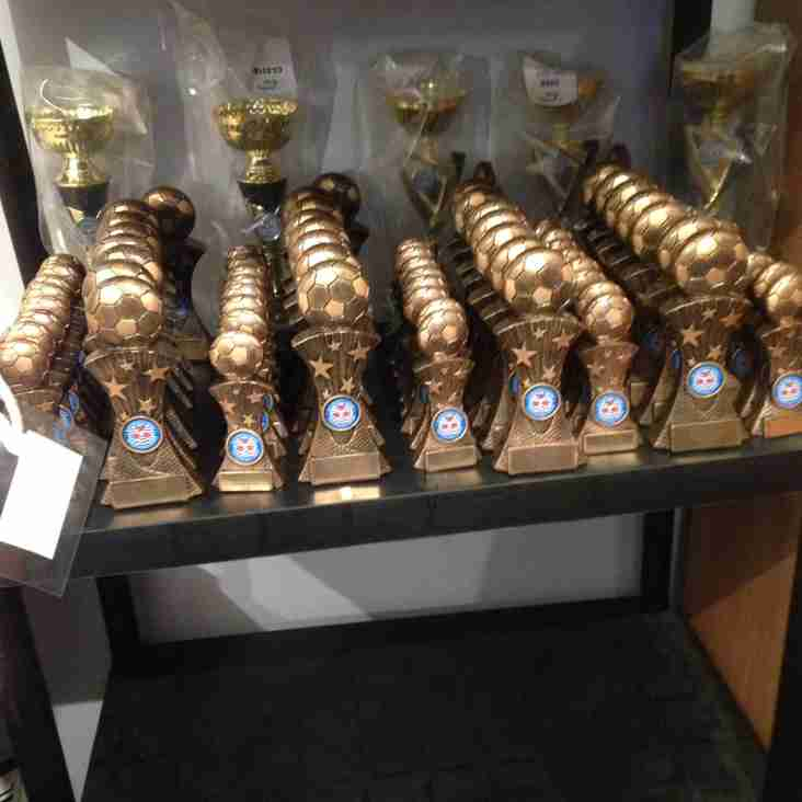 Kestrels win Sportsmanship Award