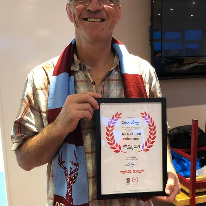 Volunteer Of the Month - July 2019