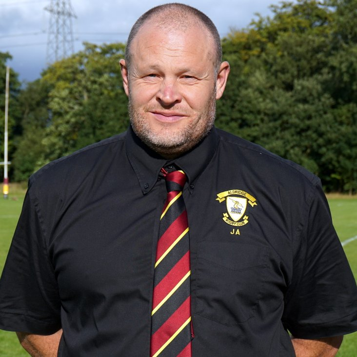 Aldridge RFC Appoint Director Of Rugby for 2019/2020 Season<