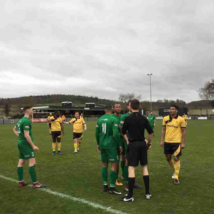 Moments Of The Campaign - Loughborough Dynamo 5-2 Brighouse Town