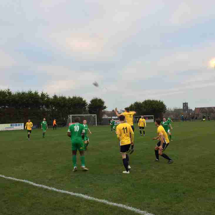 Moments Of The Campaign - Marske United 1-2 Loughborough Dynamo
