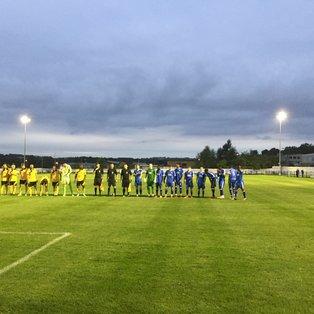 REPORT: Glossop North End 1-1 Loughborough Dynamo