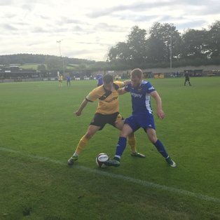 REPORT: Loughborough Dynamo 1-4 Sheffield FC
