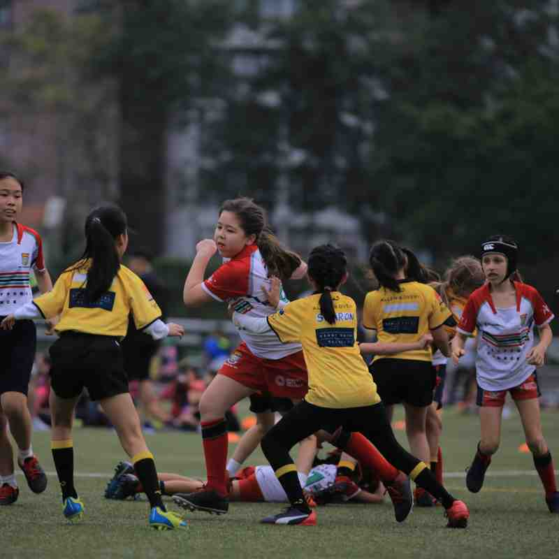 HKFC Minis Festival Rugby Tournament at HappyValley on March 17th 2019