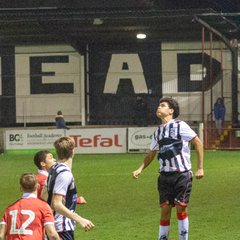 FA Youth Cup v Notts Forest