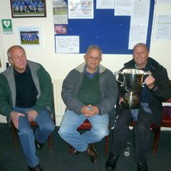 Charity Cup Winners 2014-15