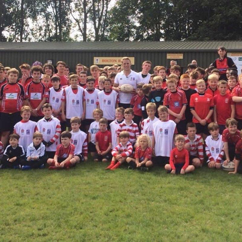 This Week / Next Week - Junior Rugby