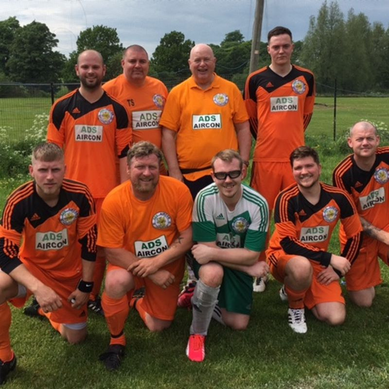COXON CUP - 7-a-side charity tournament- Rutherford AFC