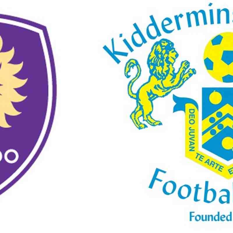 Kidderminster Lions Orlando