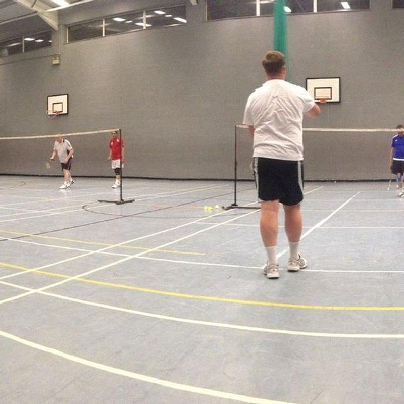 Introduction to Cannock Badminton Club