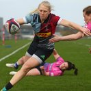 Harlequins Ladies too strong for DMP Sharks