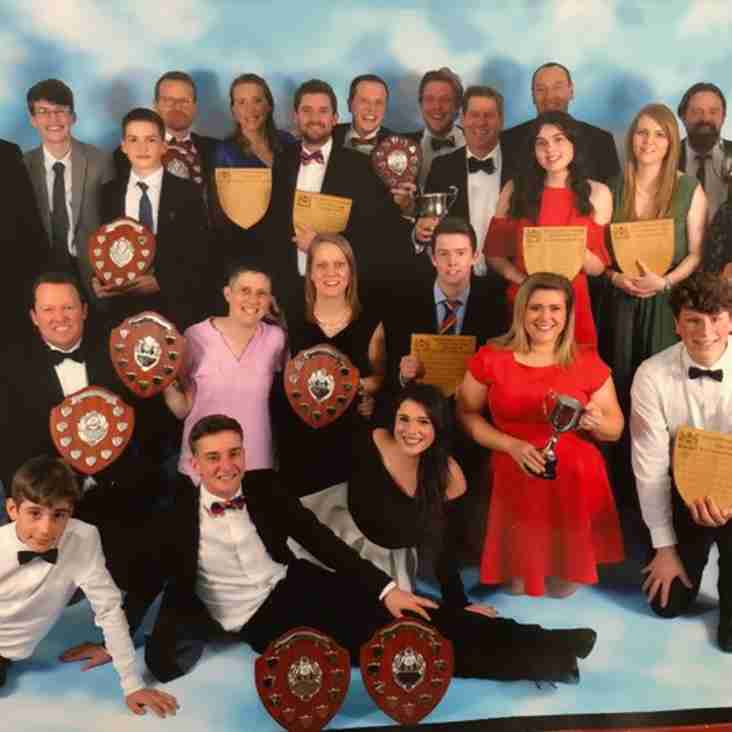 2018/19 Award Winners Announced