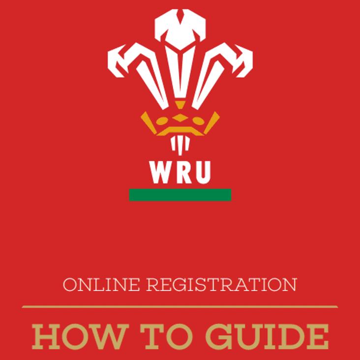 Online Player Registration Now Open