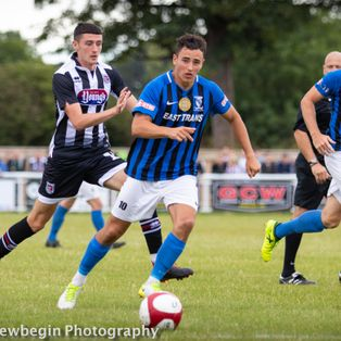 Cleethorpes Town 0 Grimsby Town 8