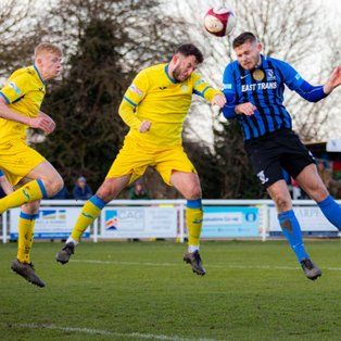 Cleethorpes Town 2 Newcastle Town 3