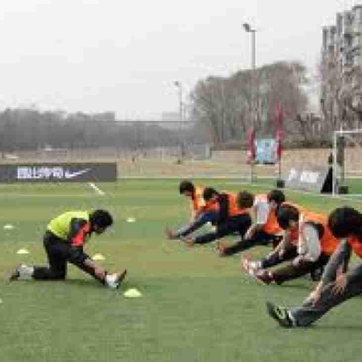 Pre-season training is here!