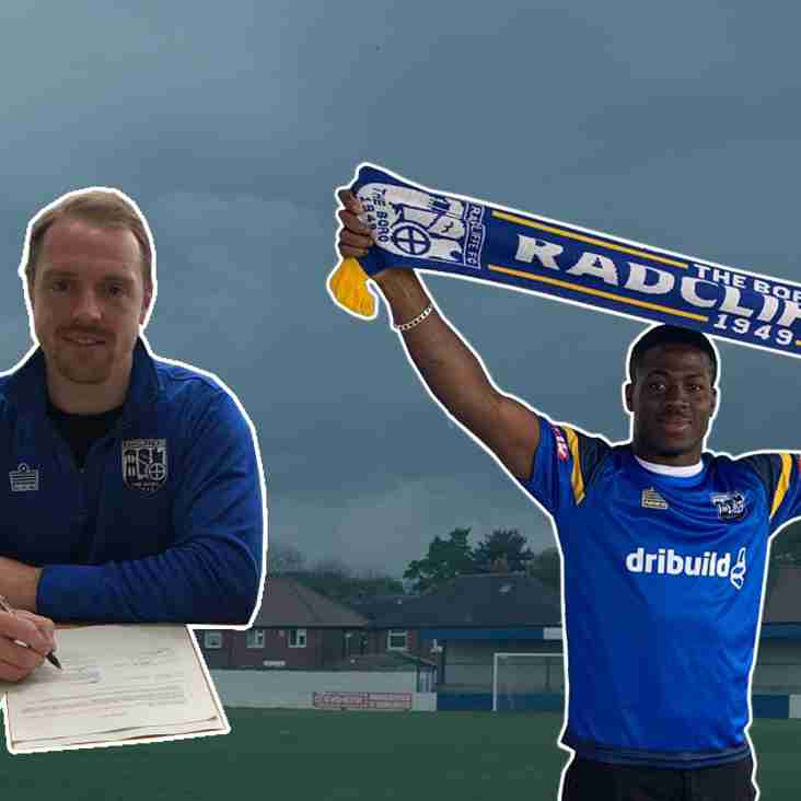 Mitchley and Olapade join the Boro