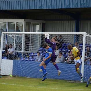 Match Report: Radcliffe FC 1-1 Warrington Town