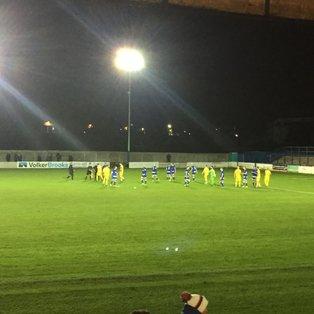 Match Report: Lancaster City 1-0 Radcliffe FC