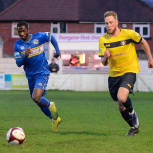 Match Report: Radcliffe FC 0-2 Gainsborough Trinity