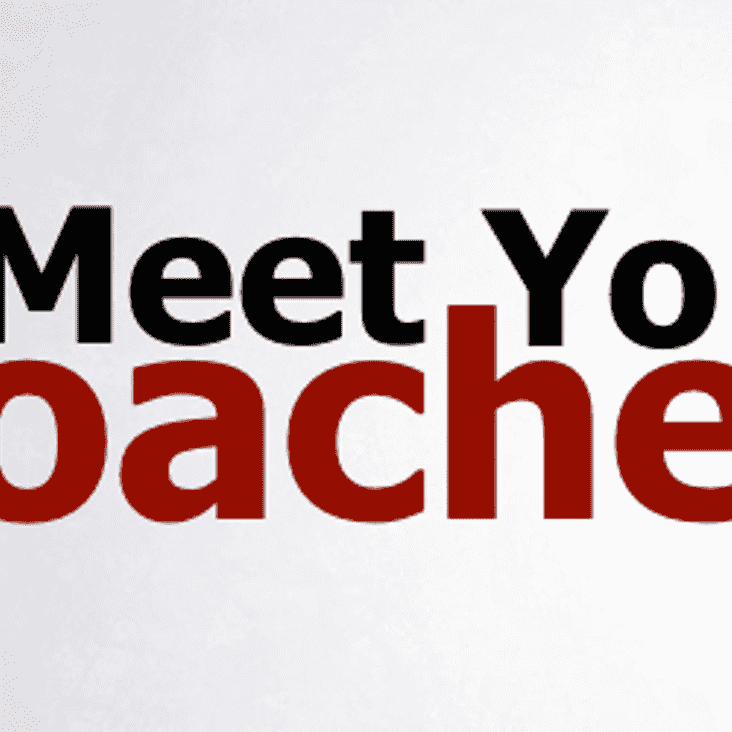 Meet the coaches tonight at 7.30