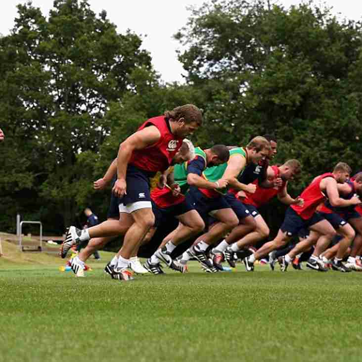 Pre season starts in earnest this Wednesday at 7.30