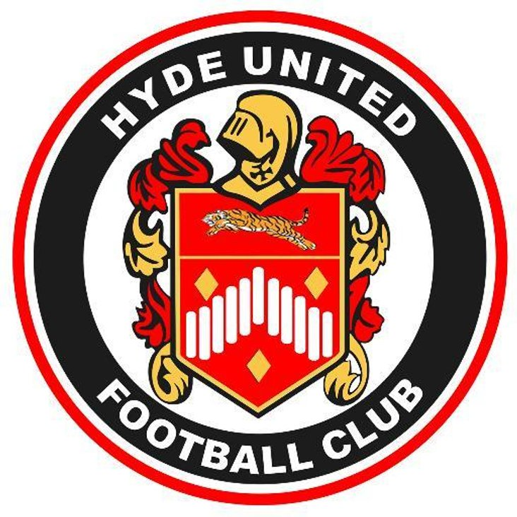 NEW SCOUTING NETWORK AT HYDE UNITED FC<