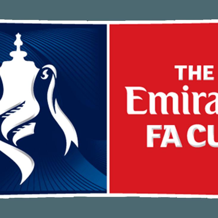 FA CUP TICKET SALES : UPDATE<