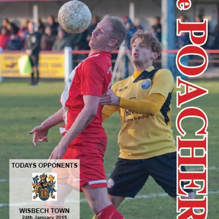 Oadby Town welcome Wisbech Town to Freeway Park<