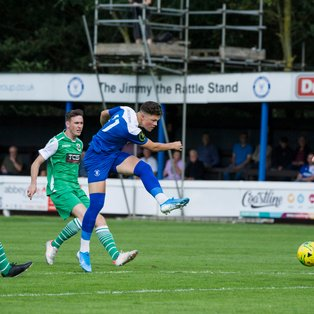 Bury Town start the new season with a win
