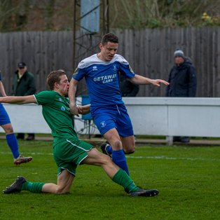 Bury Town slip up as Canvey take the win