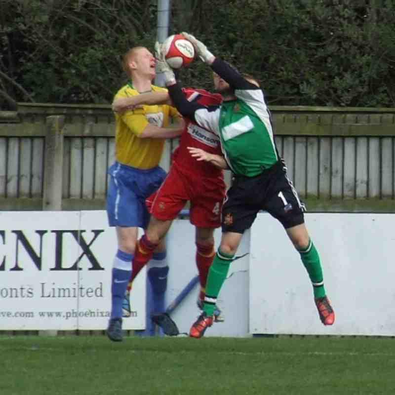 Garforth 2-1 Clitheroe