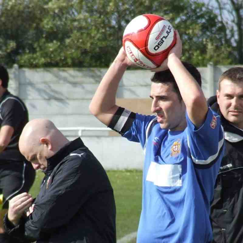 AFC Fylde 2-0 Clitheroe