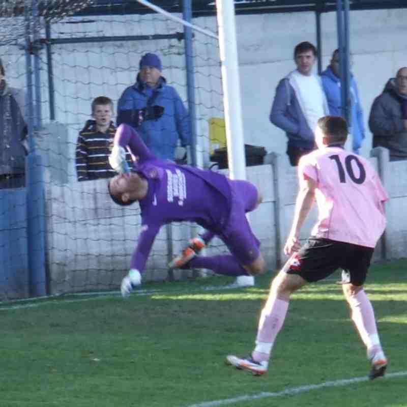 Clitheroe 0-0 Farsley FC