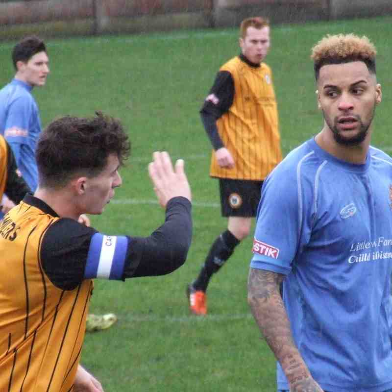 Clitheroe 5-1 New Mills