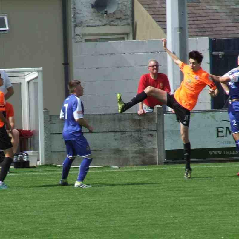 Clitheroe  11-0  AFC Fylde XI 6-08-16