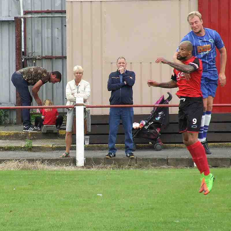 Pickering Town 1-2 Clitheroe 20-08-2017