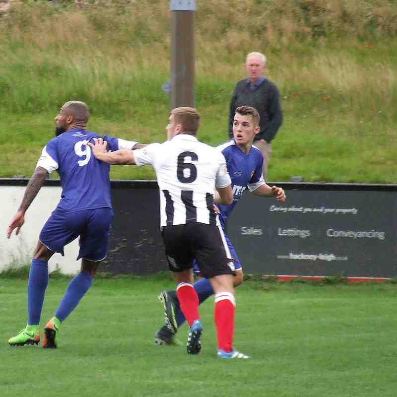 Kendal Town 1-1 Clitheroe 28-08-2017