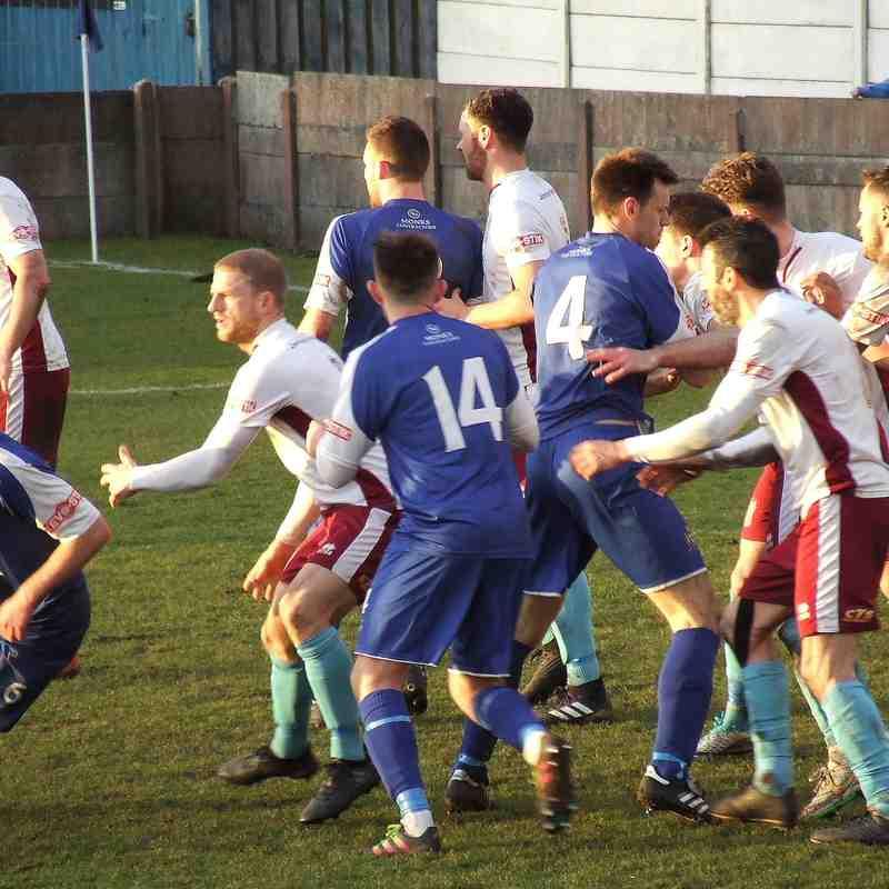 Clitheroe 0-1 South Shields 17-02-18