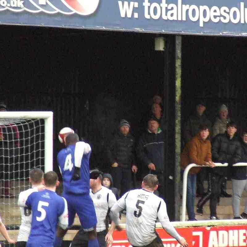 Mossley 2-0 Clitheroe 08-12-18