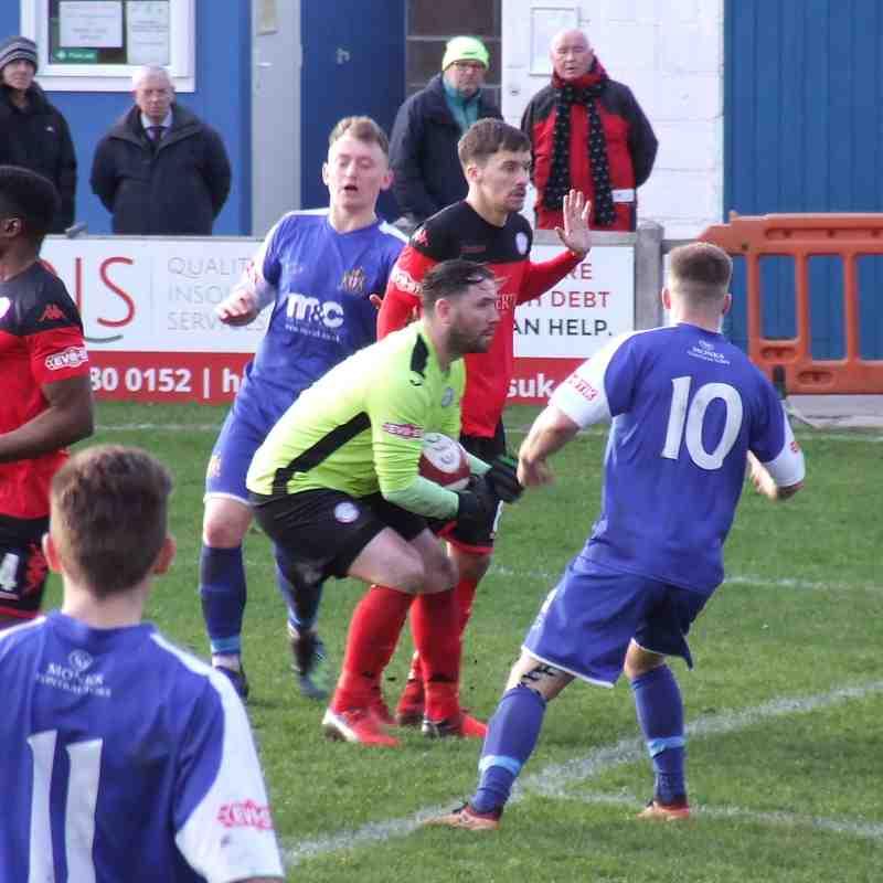 Clitheroe 1-2 Ramsbottom United 09-03-19