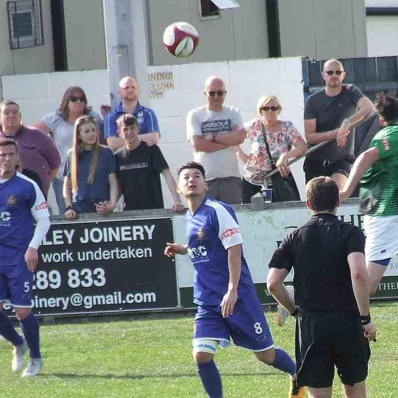 Clitheroe 0-1 Leek Town 20-04-19