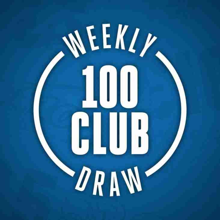 The Weekly Draw Winners 2019/20