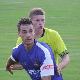 Clitheroe 0 - 2 Blackburn Rovers U23s