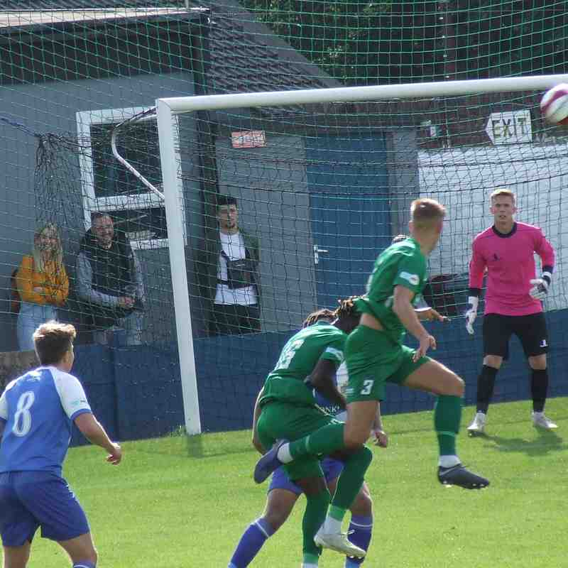 Clitheroe 0-0 Brighouse Town 17-08-19