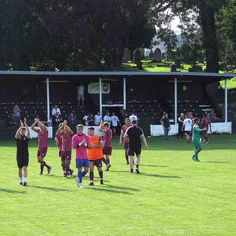 Kendal Town 1-2 Clitheroe 24-08-19
