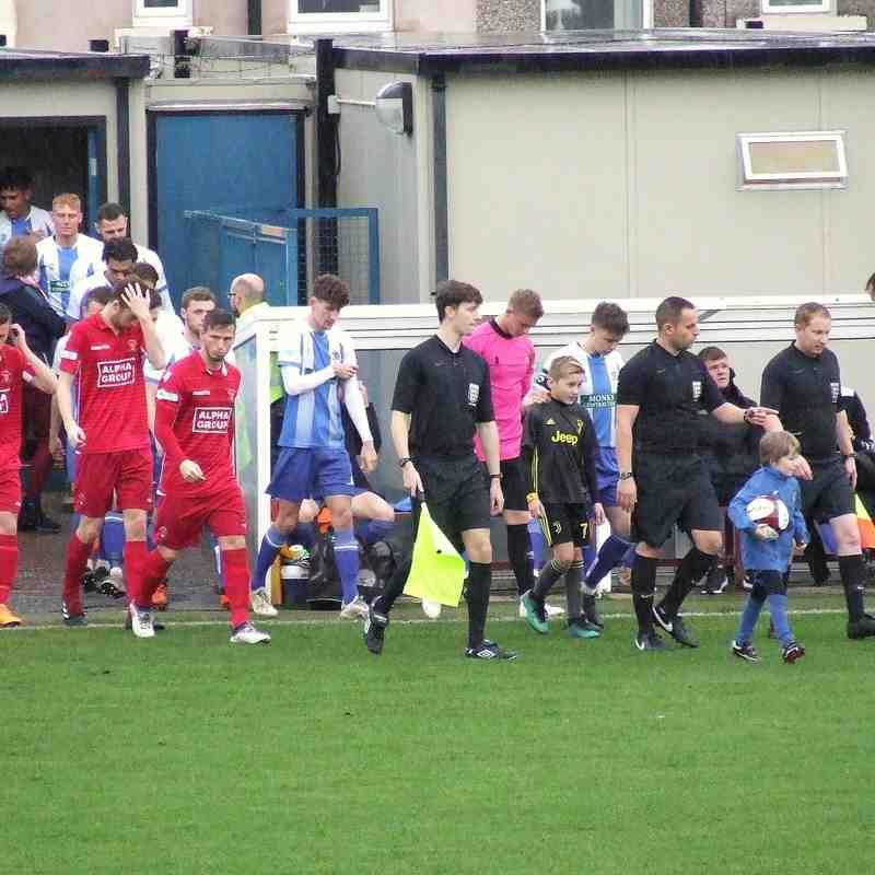Clitheroe 4-0 Droylsden 02-11-19