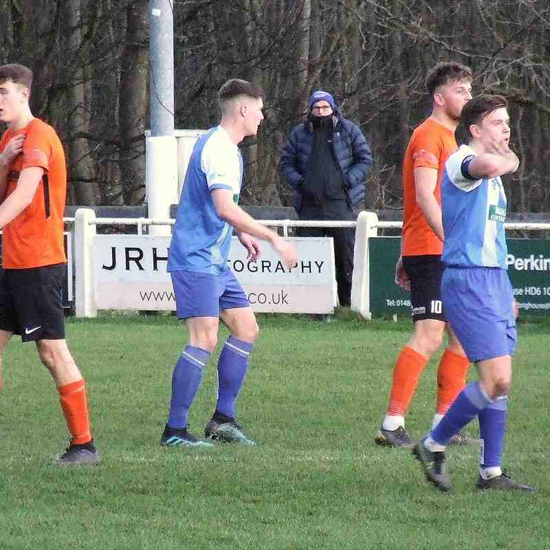 Brighouse Town v Clitheroe 21-12-2019